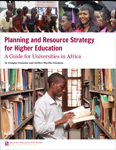 Cover (Planning and Resource Strategy for Higher Education)