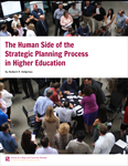 Cover (The Human Side of the Strategic Planning Process in Higher Education)