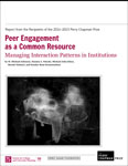 Cover (Peer Engagement as a Common Resource)