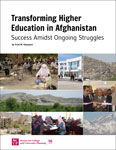 Cover (Transforming Higher Education in Afghanistan: Success Amidst Ongoing Struggles)