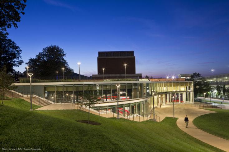 University of Virginia image - Robert Benson Photography