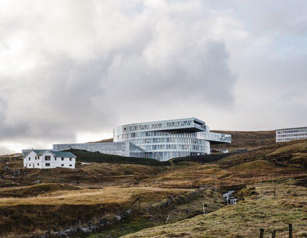 Glasir Tórshavn College image - @Rasmus Hjortshoj