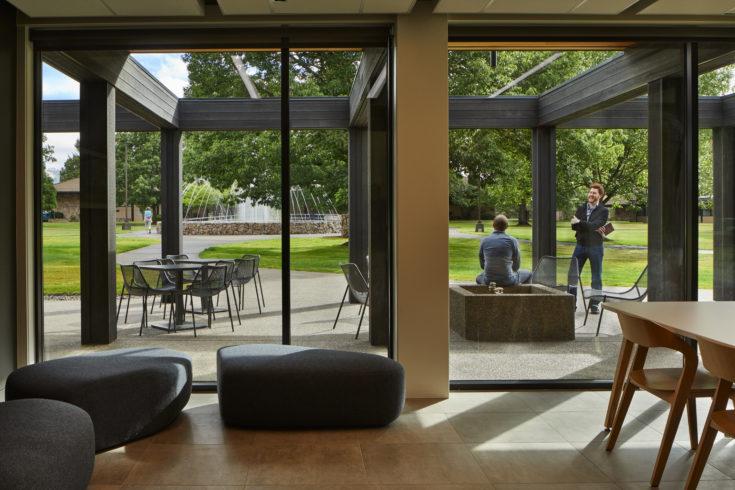 Umpqua Community College image - @Benjamin Benschneider