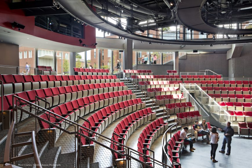 University of Virginia - Ruth Caplin Theater