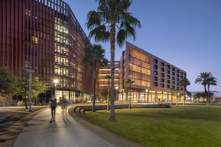 Arizona State University image - @Bill Timmerman