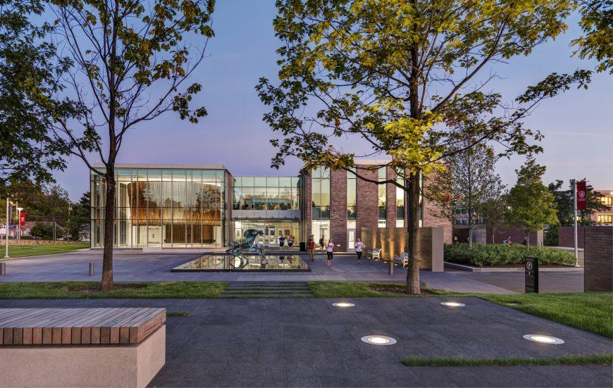 Sacred Heart University - Sacred Heart University Martire Business & Communications Center