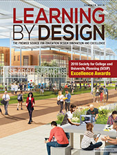Cover (2018 Society for College and University Planning (SCUP) Excellence Awards)