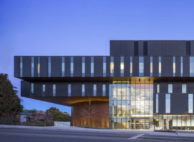 Wilfrid Laurier University image - @Doublespace Photography