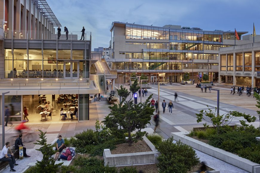 University of California, Berkeley - Lower Sproul Redevelopment and Student Community Center
