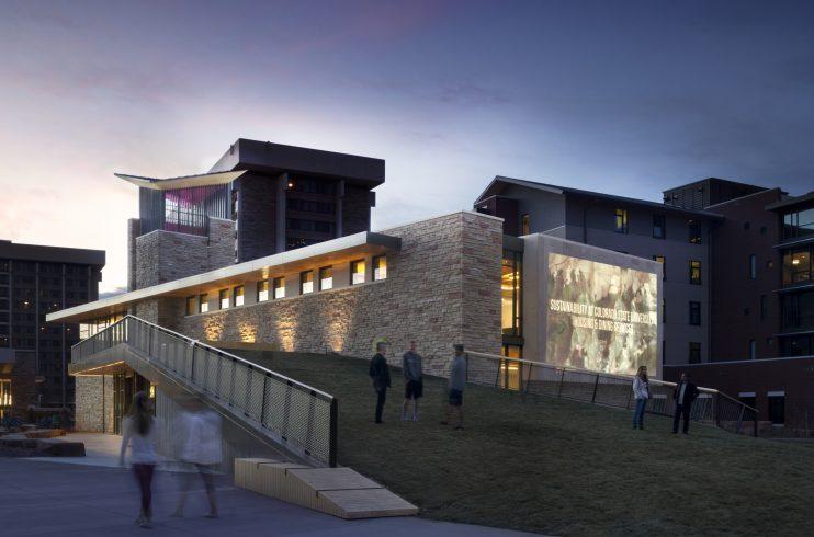 Colorado State University image -