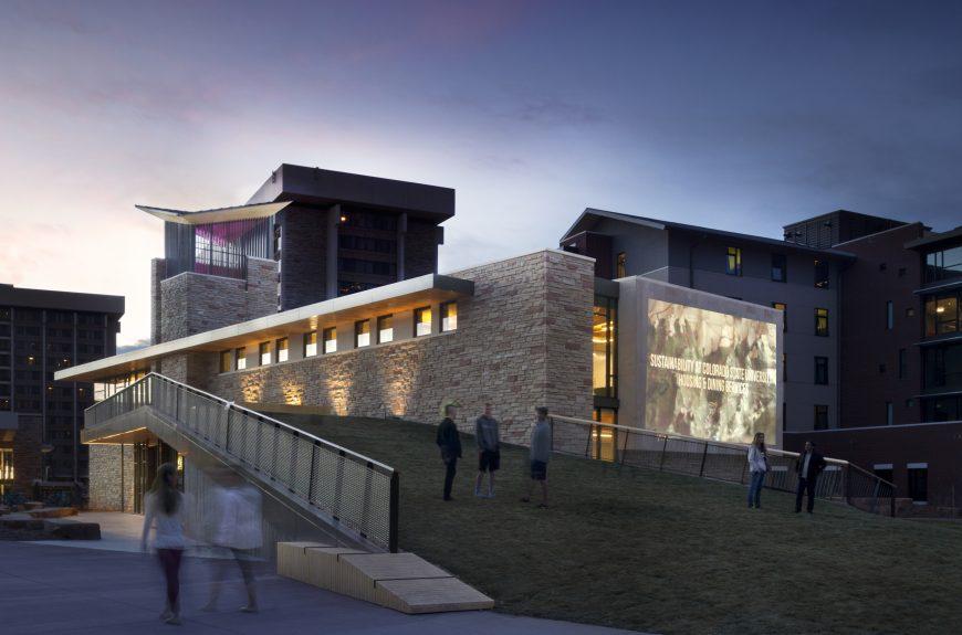 Colorado State University - The Pavilion at Laurel Village