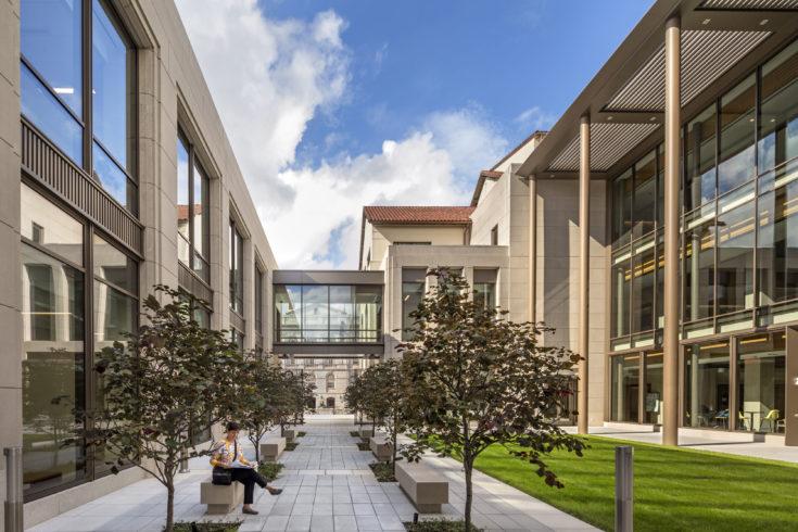 University of Connecticut image - @Peter Aaron / OTTO