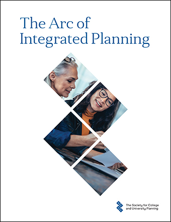 Cover (The Arc of Integrated Planning)