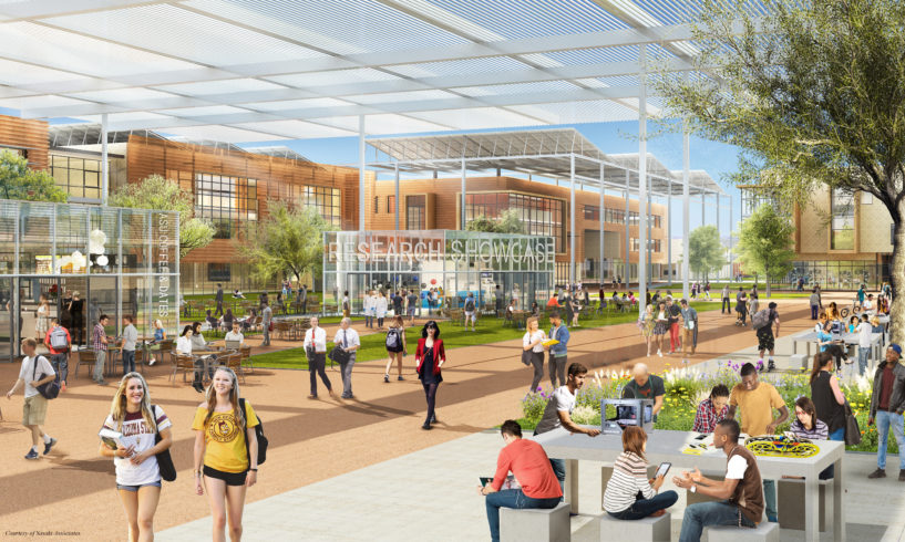 Arizona State University image - Sasaki Associates