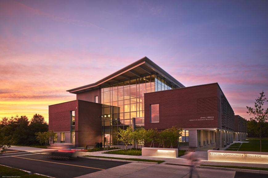 Bristol Community College - John J. Sbrega Health and Science Building