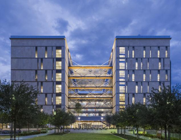 University of Texas at Austin image - Jeff Goldberg / ESTO