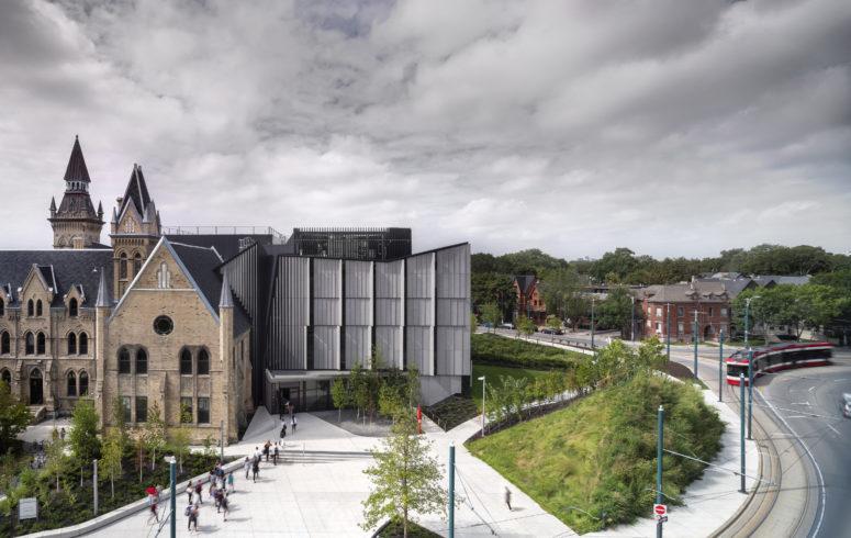University of Toronto - John H. Daniels Faculty of Architecture, Landscape, and Design image - @Nic Lehoux