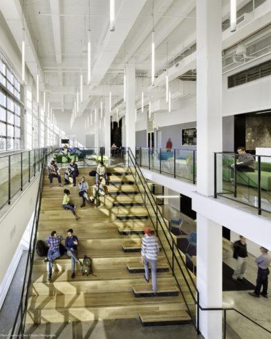 Brooklyn College, City University of New York image - Chris Cooper