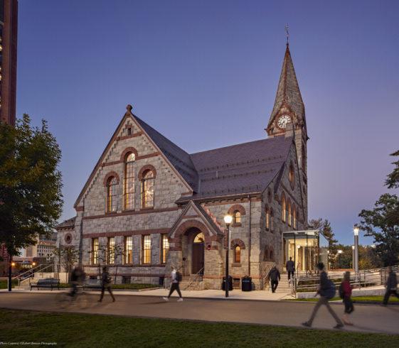University of Massachusetts, Amherst image - Robert Benson Photography