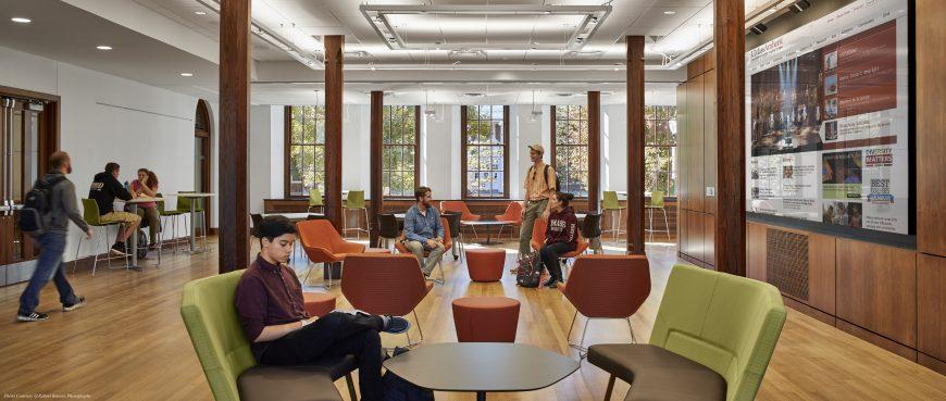 University of Massachusetts, Amherst - Old Chapel Student Center