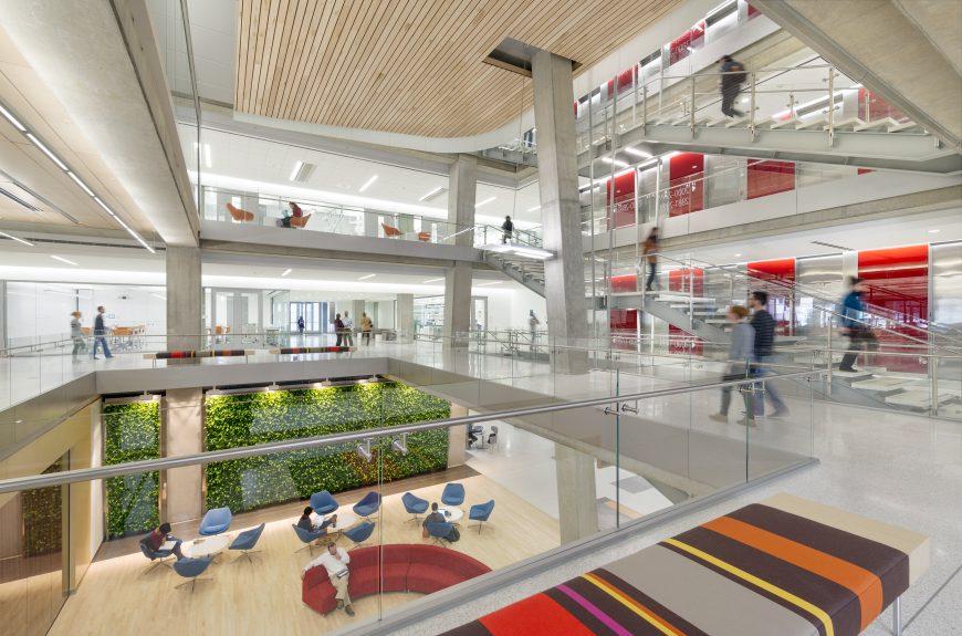 George Washington University - Science + Engineering Hall