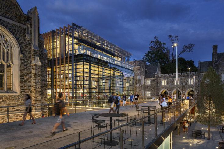 Duke University image - @James Ewing