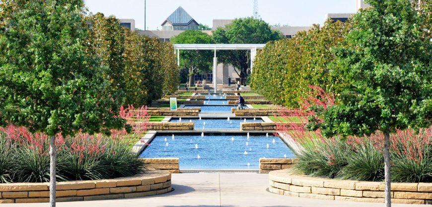 The University of Texas at Dallas - Campus Landscape Enhancement Project
