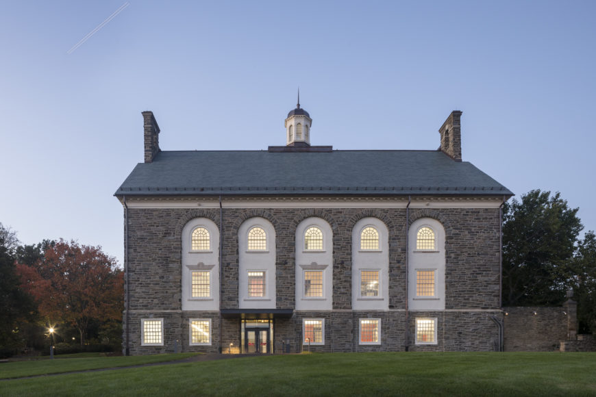 Haverford College - Haverford College VCAM (Visual Culture Arts and Media) Building