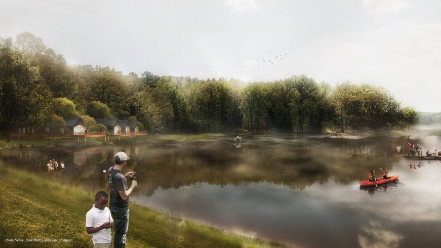 University of Tennessee Extension image - Nelson Byrd Woltz Landscape Architects