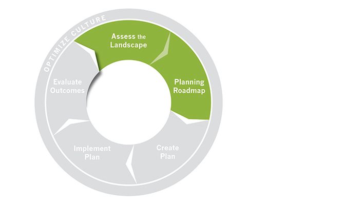 Planning Institute Foundations Process Graphic