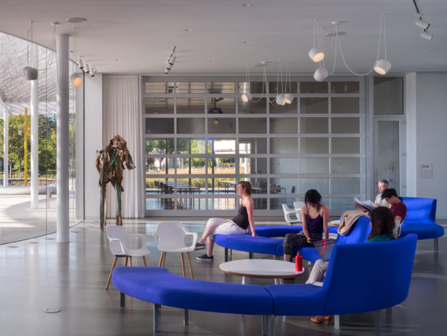 University of California, Davis image - @Nic Lehoux