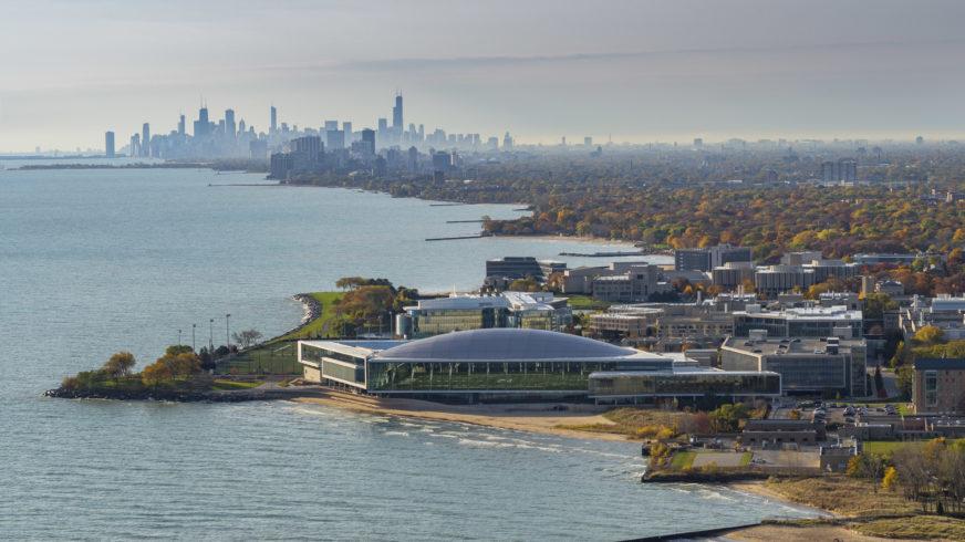 Northwestern University image - James Steinkamp