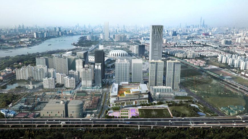 New York University Shanghai - New York University Shanghai