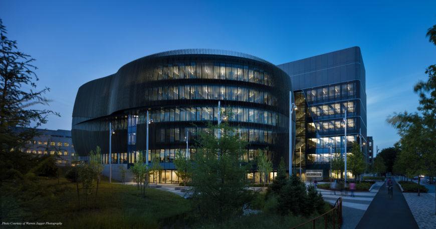Northeastern University - Interdisciplinary Science and Engineering Complex