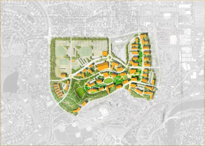 Oregon State University-Cascades image - Courtesy of Page