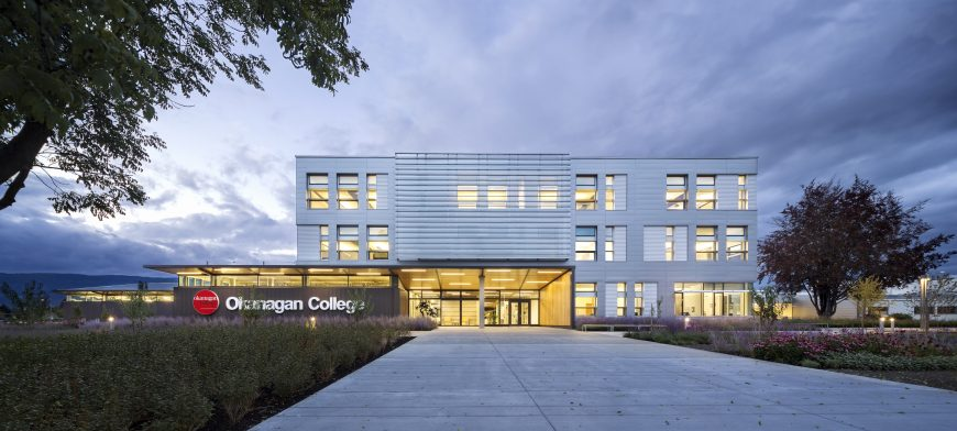 Okanagan College - Trades Renewal and Expansion Project
