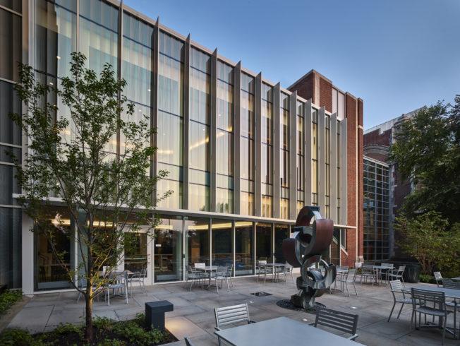 Penn Dental Medicine, University of Pennsylvania image - Halkin/Mason Photography, LLC