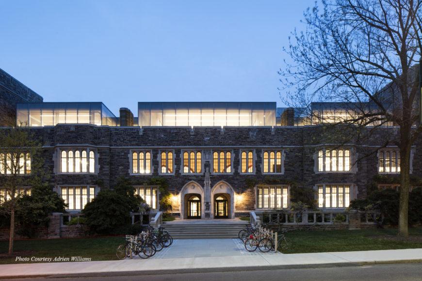 Princeton University - Julis Romo Rabinowitz Building and Louis A. Simpson International Building