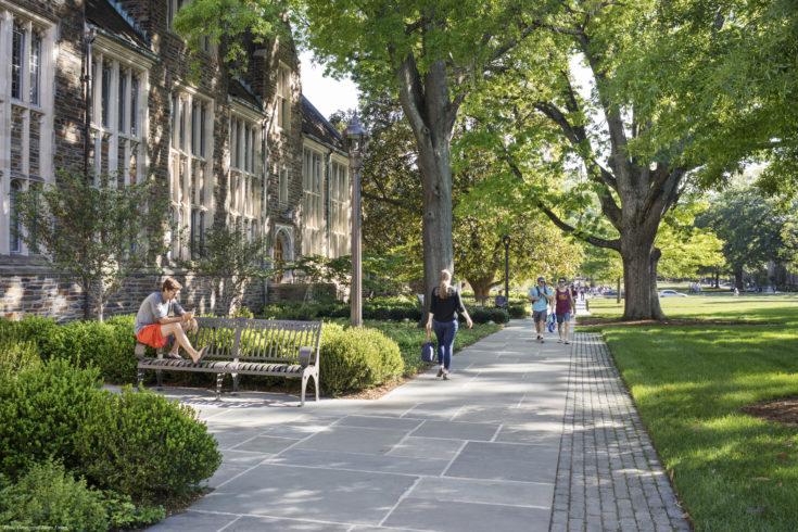 Duke University image - Courtesy of James Ewing