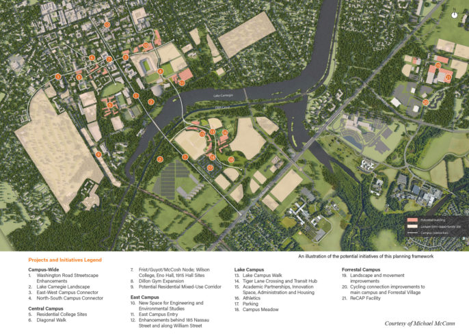 Princeton University image -  Michael McCann