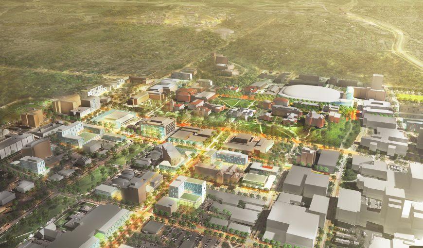 Syracuse University - Syracuse University Campus Framewor