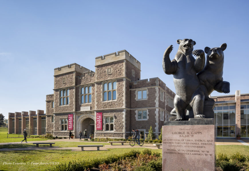 Washington University in St. Louis - Sumers Recreation Center