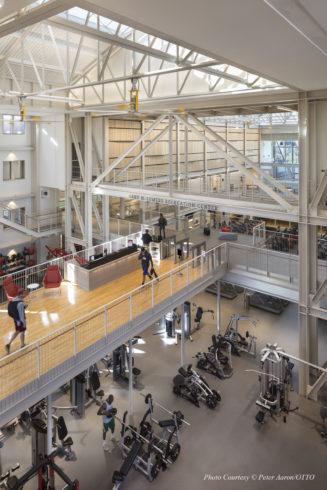 Washington University in St. Louis image -  @Peter Aaron/OTTO