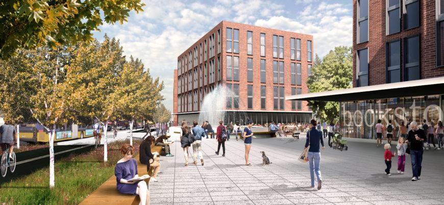 University of Washington Bothell | Cascadia College - Campus Master Plan