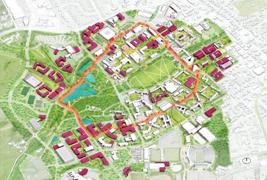 Virginia Tech - Virginia Tech Campus Master Plan