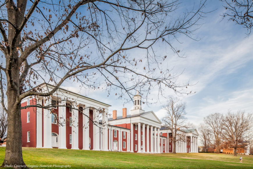 Washington and Lee University - The Colonnade