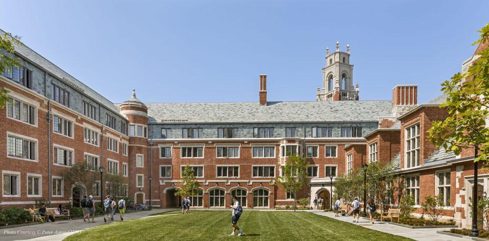 Yale University image - Peter Aaron/OTTO