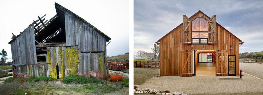 University of California, Santa Cruz - Cowell Ranch Hay Barn
