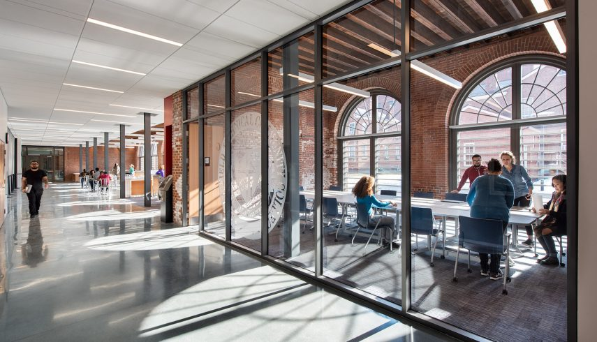 Springfield Technical Community College image - Chuck Choi Architectural Photography