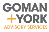 Gorman + York Logo